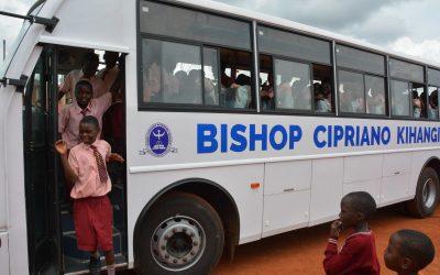 Tutti a scuola…con lo scuolabus!
